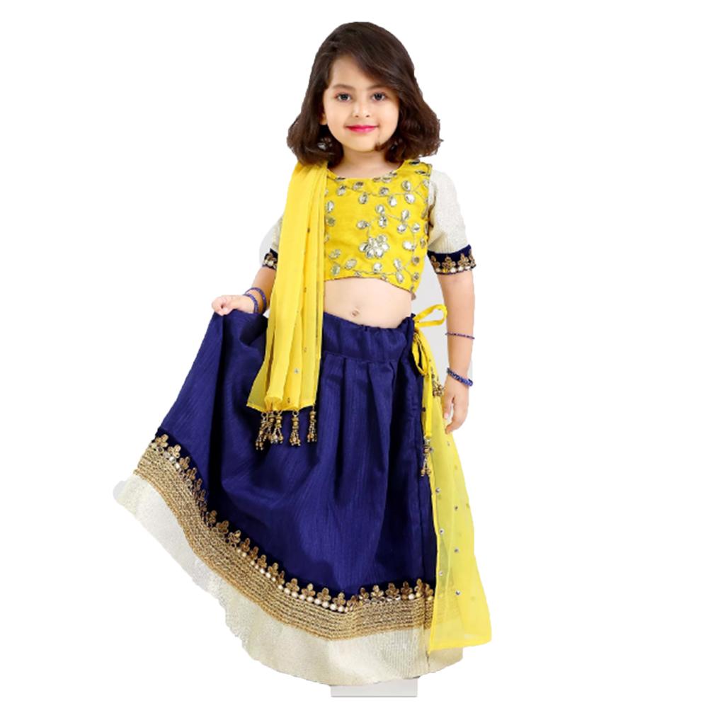 d281255bdc1 Lehnga choli for small Girl ...