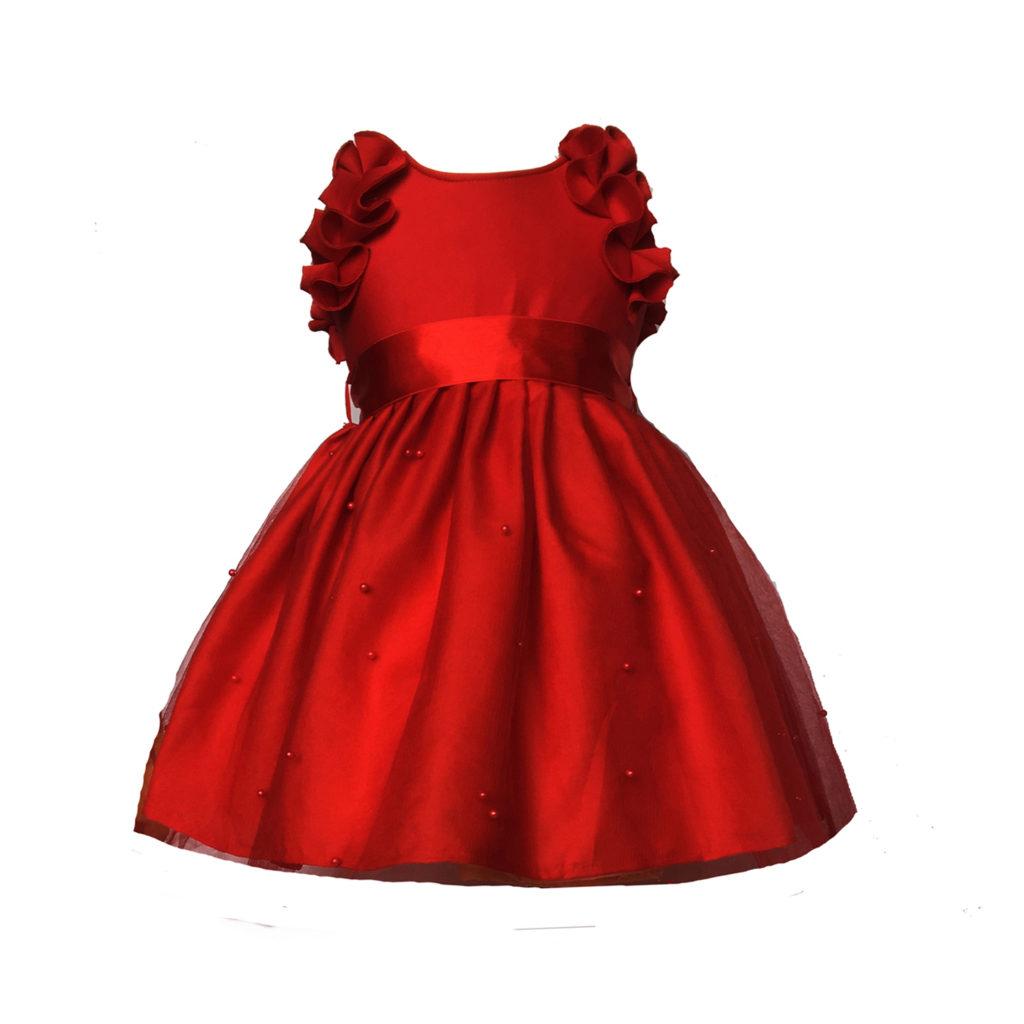 Frocks,Cute _Red Red Dress,Frocks